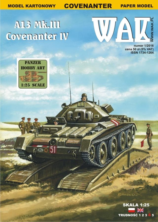 A13 MkIII Covenanter
