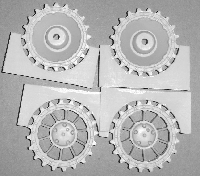 PHA-WH-25-053 Tiger I drive sprocket