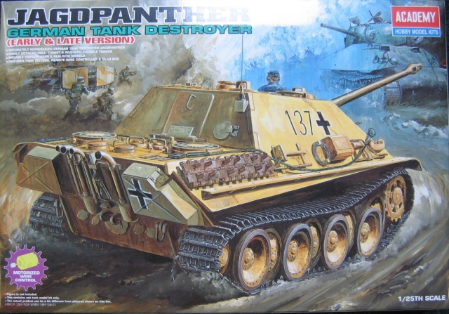 Jagdpanther  Early/late